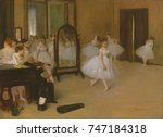 The Dancing Class  By Edgar...