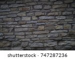 background of stone texture... | Shutterstock . vector #747287236