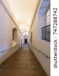 salzburg  austria   october 23  ... | Shutterstock . vector #747288742