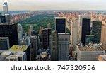 new york   usa  august 6  2014  ... | Shutterstock . vector #747320956