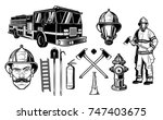 Firefighter And Fire Department ...
