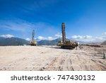 Small photo of Drill blast rigs
