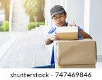 advertising  business ...   Shutterstock . vector #747469846
