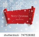christmas cards   illustration  | Shutterstock .eps vector #747528382