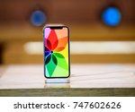 strasbourg  france   nov 3 ... | Shutterstock . vector #747602626