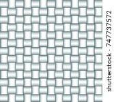 background of abstract metallic ... | Shutterstock . vector #747737572