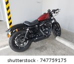 Motorcycle Sportster Iron 883   ...