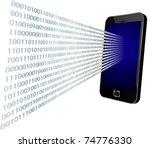 3d vector illustration of... | Shutterstock .eps vector #74776330