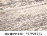 Black And White Sand With...