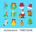 cute christmas vector...