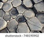 The Hexagonal Rocks Of The...