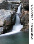 Small photo of Hasan Boguldu waterfall in Ida Mountain, Turkey