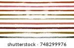 sailor stripes seamless vector... | Shutterstock .eps vector #748299976
