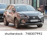 moscow  russia   circa... | Shutterstock . vector #748307992