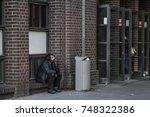 berlin  germany   june 3  2015  ... | Shutterstock . vector #748322386