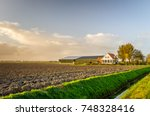 Modern Dutch Farmhouse With...