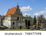 St. Joseph\'s Church In Lublin....