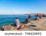 canakkale  turkey   july 21 ...   Shutterstock . vector #748620892