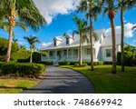 naples  florida   november 1 ... | Shutterstock . vector #748669942
