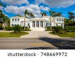 naples  florida   november 1 ... | Shutterstock . vector #748669972
