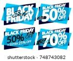 set black friday sale banners ...