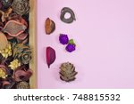 Dried Potpourri Elements For...