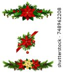 christmas elements for your... | Shutterstock .eps vector #748962208