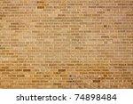 Urban Background  Red Brick...