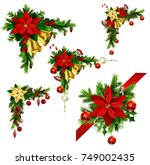 christmas elements for your... | Shutterstock .eps vector #749002435