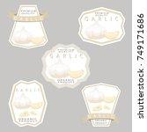 vector illustration logo for... | Shutterstock .eps vector #749171686
