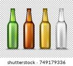 realistic green  brown  yellow... | Shutterstock .eps vector #749179336