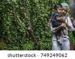 ipoh  malaysia   november 04 ... | Shutterstock . vector #749249062