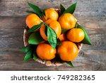 Tangerines  oranges  mandarins  ...