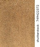 Small photo of Wall exposed aggregate finished or sand washed surface
