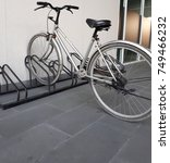 Small photo of Bicycle parking typically requires a degree of security to prevent theft. The context for bike parking requires proper infrastructure and equipment