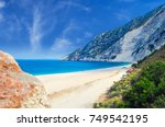Myrtos Beach  Kefalonia Island...