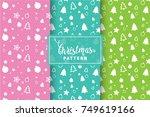 Seamless Christmas Patterns....