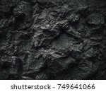 stones texture and background.... | Shutterstock . vector #749641066