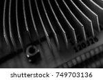 metal sheets   Shutterstock . vector #749703136