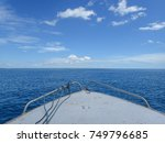 The View From The Boat In The...