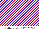 postal background. vector... | Shutterstock .eps vector #749873248