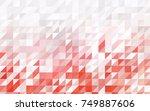 light blue  green vector of... | Shutterstock .eps vector #749887606