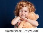 Smiling Beautiful Child...