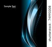 abstract vector background | Shutterstock .eps vector #74993308