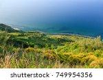 Small photo of Beautiful view of the Adriatic coast of Emilia-Romagna near to Rimini