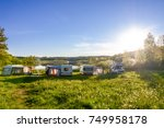 Caravans And Camping On The...