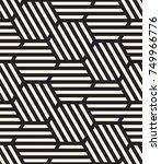vector seamless pattern. modern ...   Shutterstock .eps vector #749966776