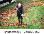 An Image Of A Old Man Doing...