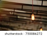 decorative antique lamps like... | Shutterstock . vector #750086272