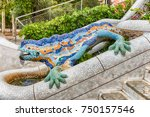 Multicolored Sculpture With...